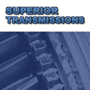 Superior Transmission Logo